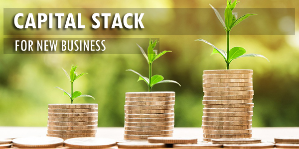 Startup Capital Stack